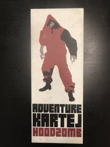 ThreeA 3A 1/6 Adventure Kartel Scale Figure Hood Zomb 1