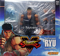 Storm Collectibles 1/12 Street Fighter V Ryu Blue Color Special Version Scale Action Figure