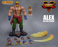 Storm Collectibles 1/12 Street Fighter V Alex Scale Action Figure