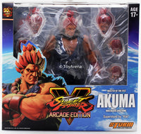 Storm Collectibles 1/12 Street Fighter V Akuma Nostalgic Costume Scale Action Figure