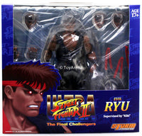 Storm Collectibles 1/12 Street Fighter II Evil Ryu Scale Action Figure