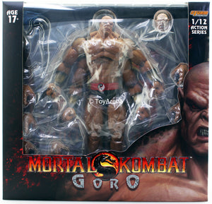 Storm Collectibles 1/12 Mortal Kombat Goro Scale Action Figure