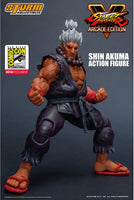 Storm Collectibles 1/12 Street Fighter V SDCC 2018 Arcade Edition Shin Akuma Scale Action Figure 3
