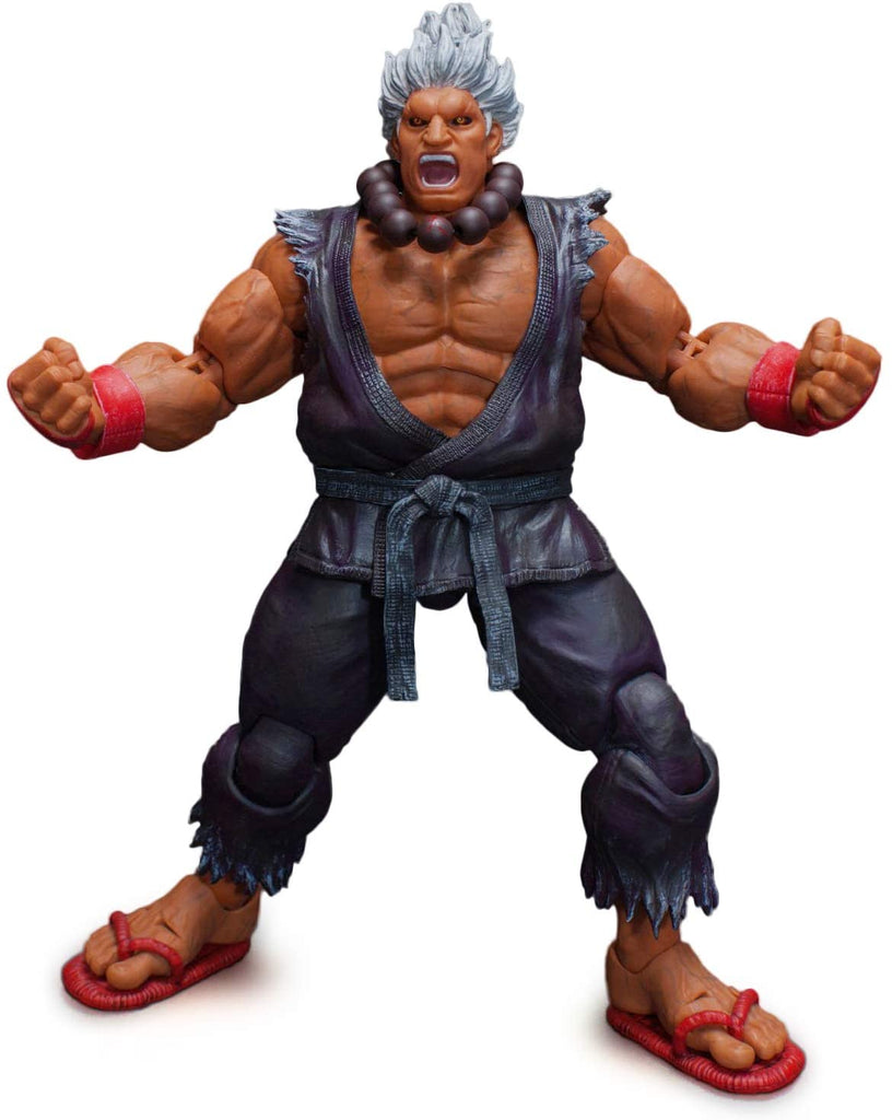 Storm Collectibles 1/12 Street Fighter V SDCC 2018 Arcade Edition Shin Akuma Scale Action Figure