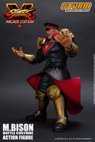 Storm Collectibles 1/12 Street Fighter V M. Bison Battle Costume Arcade Edition Scale Action Figure