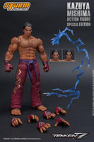 Storm Collectibles 1/12 Scale Tekken 7 Kazuya Mishima (Special Edition) Action Figure