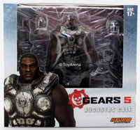 Storm Collectibles 1/12 Gears of War Augustus Cole Scale Action Figure