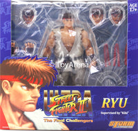 Storm Collectibles 1/12 Ultra Street Fighter II: The Final Challengers Ryu Scale Action Figure