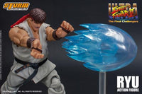 Storm Collectibles 1/12 Ultra Street Fighter II: The Final Challengers Ryu Scale Action Figure 9