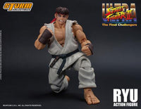 Storm Collectibles 1/12 Ultra Street Fighter II: The Final Challengers Ryu Scale Action Figure 3