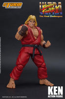 Storm Collectibles 1/12 Ultra Street Fighter: The Final Challenges Ken Scale Action Figure 3