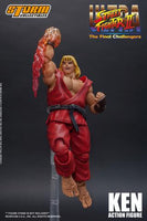 Storm Collectibles 1/12 Ultra Street Fighter: The Final Challenges Ken Scale Action Figure 7
