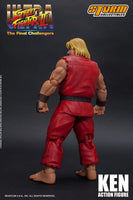 Storm Collectibles 1/12 Ultra Street Fighter: The Final Challenges Ken Scale Action Figure 8
