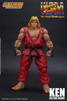 Storm Collectibles 1/12 Ultra Street Fighter: The Final Challenges Ken Scale Action Figure 9