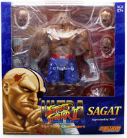 Storm Collectibles 1/12 Ultra Street Fighter II Sagat Scale Action Figure