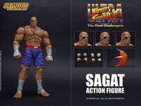 Storm Collectibles 1/12 Ultra Street Fighter II Sagat Scale Action Figure 5