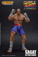 Storm Collectibles 1/12 Ultra Street Fighter II Sagat Scale Action Figure 6