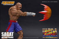 Storm Collectibles 1/12 Ultra Street Fighter II Sagat Scale Action Figure 8