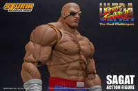 Storm Collectibles 1/12 Ultra Street Fighter II Sagat Scale Action Figure 2