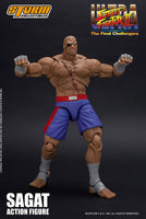 Storm Collectibles 1/12 Ultra Street Fighter II Sagat Scale Action Figure 3