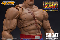 Storm Collectibles 1/12 Ultra Street Fighter II Sagat Scale Action Figure 4