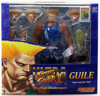 Storm Collectibles 1/12 SDCC 2019 Street Fighter II Guile Exclusive Scale Action Figure