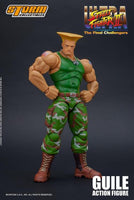 Storm Collectibles 1/12 Ultra Street Fighter II Guile Scale Action Figure 2