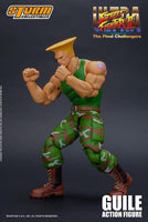 Storm Collectibles 1/12 Ultra Street Fighter II Guile Scale Action Figure 4
