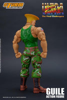 Storm Collectibles 1/12 Ultra Street Fighter II Guile Scale Action Figure 3