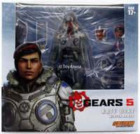 Storm Collectibles 1/12 Gears of War 5 Kait Diaz Scale Action Figure
