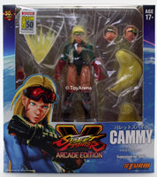 Storm Collectibles 1/12 SDCC 2019 Street Fighter Cammy Battle Costume Exclusive Scale Action Figure