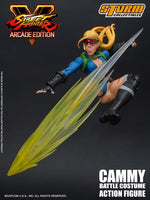 Storm Collectibles 1/12 Street Fighter V Cammy Battle Costume Scale Action Figure 7