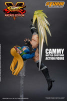 Storm Collectibles 1/12 Street Fighter V Cammy Battle Costume Scale Action Figure 9