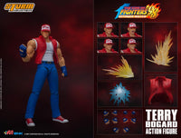 Storm Collectibles 1/12 The King of Fighters '98 Terry Bogard Scale Action Figure 1