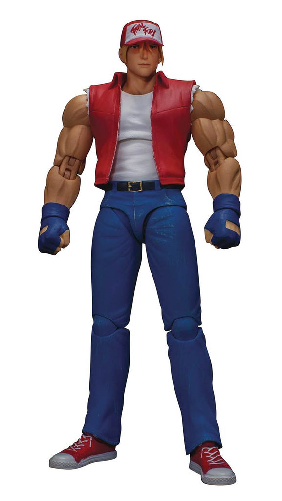 Storm Collectibles 1/12 The King of Fighters '98 Terry Bogard Scale Action Figure