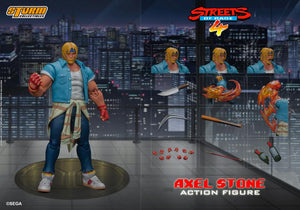 Storm Collectibles 1/12 Streets of Rage IV Axel Stone Action Figure
