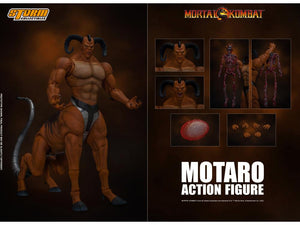 Storm Collectibles 1/12 Mortal Kombat VS Motaro Action Figure