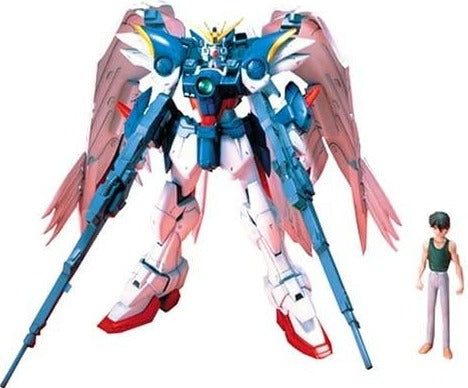 Gundam Wing EW 1/100 HG EW-2 Wing Gundam Zero Custom Model Kit
