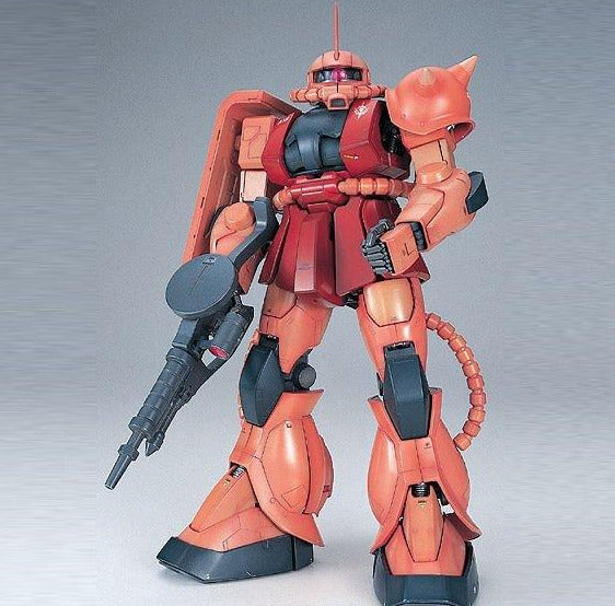 Gundam 1/60 PG Gundam 0079 Char's Zaku II MS-06S Model Kit 2