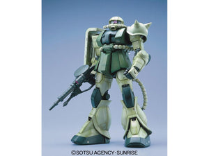 Gundam 1/60 PG Gundam 0079 Zaku II Green MS-06F Model Kit