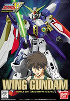Gundam Wing 1/144 WF-01 NG Wing Gundam XXXG-01W Model Kit
