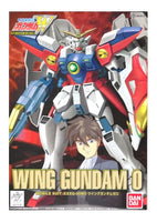 Gundam Wing 1/144 WF-09 NG Gundam Wing 0 XXXG-00W0 Model Kit