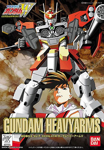Gundam Wing 1/144 WF-04 NG Heavyarms Gundam XXXG-01H Model Kit