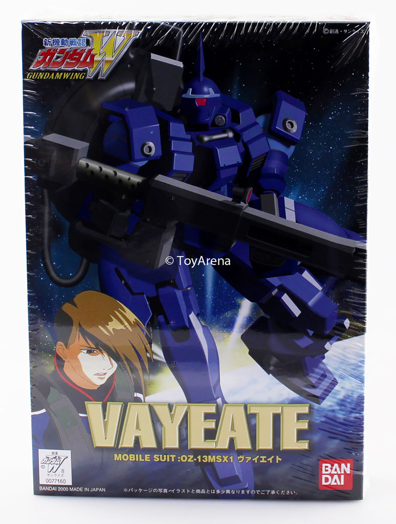 Gundam Wing 1/144 WF-07 NG Vayeate OZ-13MSX1 Model Kit