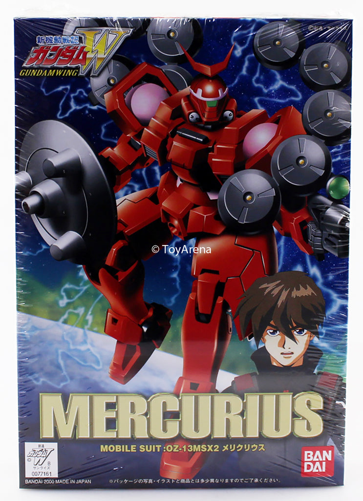 Gundam Wing 1/144 WF-08 NG Mercurius OZ-13MSX2 Model Kit
