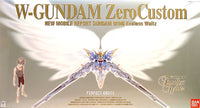 Gundam Wing Endless Waltz 1/60 PG Wing Gundam New Mobile Report Zero Custom Model Kit