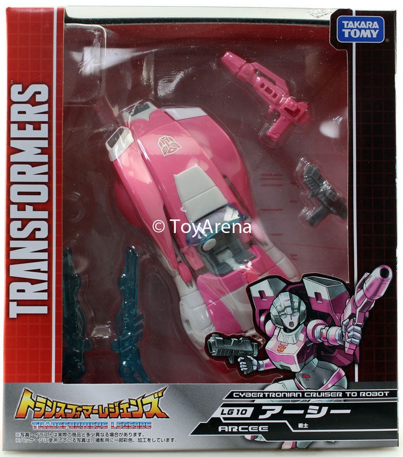 Transformers Takara Legends