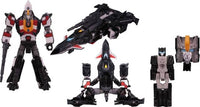 Transformers Legends LG-EX Big Powered (Dai Atlas, Sonic Bomber, Roadfire) Exclusive Set