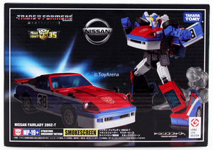Transformers Masterpiece MP-19+ Smokescreen (Anime Color) Nissan Fairlady 280Z-T