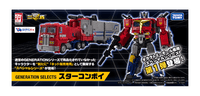 Transformers Generations Selects Star Convoy Optimus Tomy Limited Mall Exclusive Action Figure